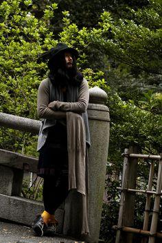 ストリートスナップ [fuzzy] | story from end | 原宿 | 2012年04月30日 | Fashionsnap.com