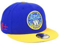d27624c3 Golden State Warriors New Era NBA City Series 9FIFTY Snapback Cap