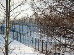 wire mesh perimeter fence systems www.rancho25.com