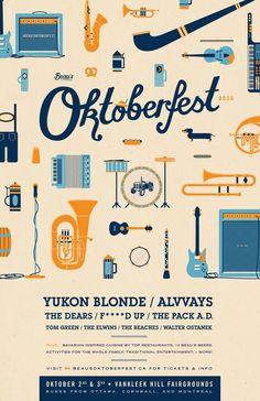 Oktoberfest Poster Released! — Beau's Oktoberfest 20