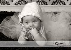 tutu baby photography portraits