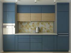 Прямая кухня! - Дизайн интерьера - Babyblog.ru Kitchen Decor, Apartment Interior, Kitchen Furniture, Modular Kitchen Cabinets, Interior Design, Interior, Clever Kitchen Ideas, Kitchen Cabinet Colors, Home Decor
