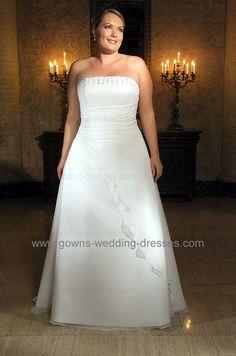 Plus Size Wedding Dresses Affordable   plus size wedding dresses cheap
