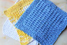 Ravelry: Rank and File Dishcloth pattern by Sarah Burton