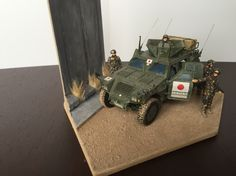 Light armored vehicle 1/35