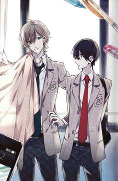 Mirror by Takarai Rihito Anime Nerd, Anime Guys, Manga Boy, Manga Anime, Anime People Drawings, Takarai Rihito, Cute Anime Boy, Manhwa Manga, Shounen Ai