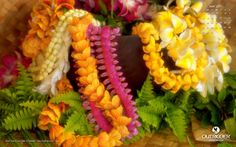 Beautiful Leis of Love...