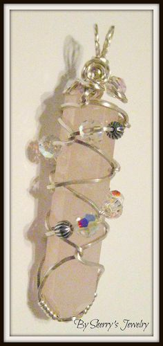 Handcrafted Pendant Sterling Silver Cage by sherrysjewelry on Etsy, $55.00