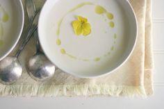 The Vanilla Bean Blog   chilled orange soup