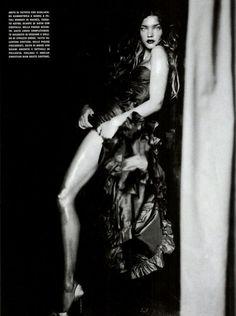 A Girl of Singular Beauty, Vogue Italia, 2004