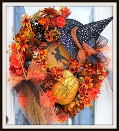 Wreaths: Decorative Door Wreaths, Luxury Christmas Wreaths - Halloween Wreaths - Maplesville, AL