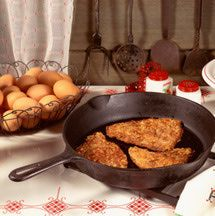 From Annie: I buy cube steaks which I have the butcher run through the tenderizer again. Buy the best cube steaks you can find. Here is the way I make my chicken fried steak.