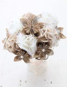 paper flowers :)