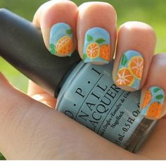 The 43 Most Amazing Manicures On Instagram!! And some of these actually look do-able!!