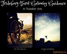 Frideborg Tarot Gateway Guidance 10 November