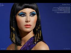 Hollywood Icons Beauty and Makeup Looks for Bello Magazine