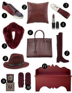 Say bye bye to Radiant Orchid and hello Marsala. Pantone, the authority on color has named Marsala Color of the Year. Fashion Shows 2015, 2015 Fashion Trends, 2015 Trends, Pantone Colors 2015, Pantone 2015, Marsala, Ysl, Givenchy, Dior