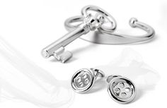 A Selection of Men's Gifts by Dorfman Sterling. Available at Dorfman Jewelers, Boston