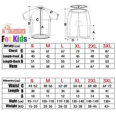 Compare Prices 2018 Children Biking Jerseys set Bike Youngsters Biking  Clothes Boys Ropa Ciclismo Quick Sleeve Summer season Put on Bicycle  Garments Fits 657c9572f