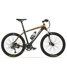 26x17 Inch Electric Mountain Bike Oil Hydraulic Disc Brake Lockable Shock Front Fork Bafang Front Drive Motor Smart Sensor Ebike Cheap Sales Cycling Bicycle