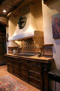 1000 Images About Mediterranean Kitchens On Pinterest