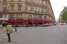Cafe Ruc, Paris
