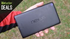 Make your own soda and pick up a cheap Nexus 7 in today's deal roundup.