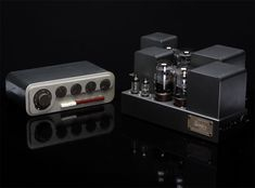 Quad II Amplifiers and Quad 22 Preamplifier