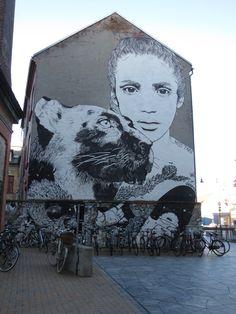 Odense, Denmark Odense Denmark, Copenhagen Denmark, Visit Denmark, Some Beautiful Images, Scandinavian Countries, Aalborg, Best Street Art, Aarhus, Summer Travel