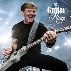 De gekroonde gitaarheld