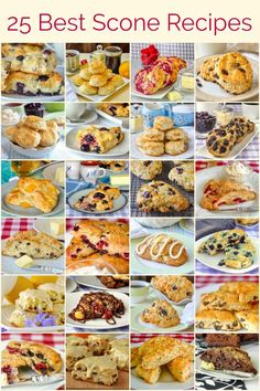 25 of our best scone recipes from the past 10 years on Rock Recipes. Just in time for Weekend brunch! 25 of our best scone recipes from the past 10 years on Rock Recipes. Just in time for Weekend brunch! Best Scone Recipe, Scone Recipes, Muffin Recipes, Baking Recipes, Breakfast Recipes, Brunch Recipes, Raisin Scones, Blueberry Scones, Blueberry Breakfast