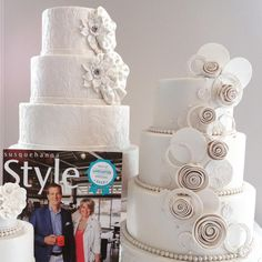 Extremely honored and humbled that my Lancastarians have chosen us for the Best of Lancaster Specialty Cake Bakery. A special thanks to Susquehanna Style and Keely Childers for your sweetness. Buy your Susquehanna Style Magazine and see other amazing winners.