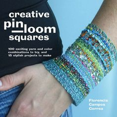 Creative Pin Loom Squares