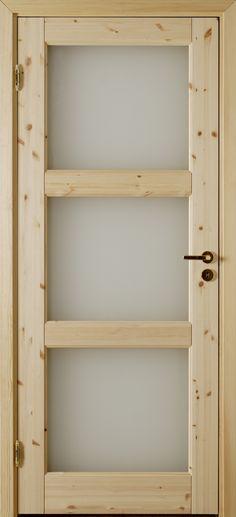 Atle TG3 - Interior door Made by GK Door, Glommersträsk, Sweden.