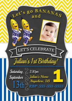 Minion Birthday Party Invitations Inspirational Chalkboard Despicable Me Minions Birthday Invitations Minion Birthday Invitations, Happy Birthday Invitation Card, 50th Anniversary Invitations, Invitation Card Party, Birthday Invitation Templates, Invites, Minion Theme, 1st Boy Birthday, Birthday Ideas