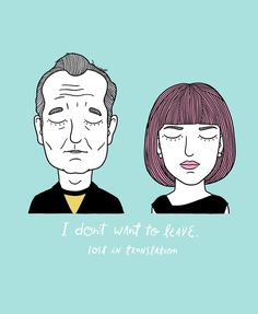 Lost in Translation, a film by Sofia Coppola. #sadmoviecouples #billmurray #scarlettjohansson #sofiacoppola #lostintranslation