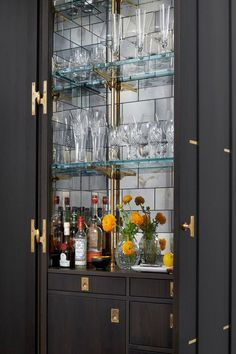 Incognito closet wet bar hide it from your father-in-law