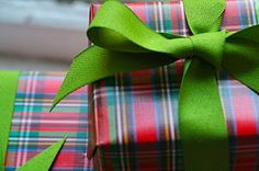 mad about plaid!
