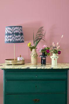Ceramic vases with dog face - SS20 Ceramic Tableware, Ceramic Vase, Danish Interior Design, Spring Fair, White Vases, Classic Furniture, Happy Colors, Unique Home Decor, Home Decor Accessories