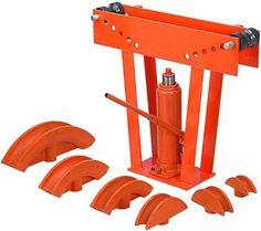 dobladora de caño hidraulica bremen 12 toneladas 1/2 a 2