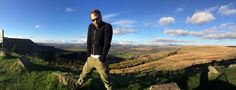 LOST boys in gorgeous places. (aka Kris Holden-Reid in Wales, while road-tripping with Paul Amos)