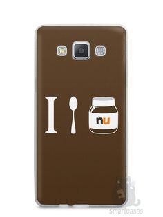 Capa Capinha Samsung A7 2015 Nutella #4 - SmartCases - Acessórios para celulares e tablets :)