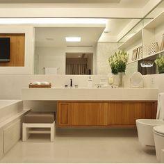 Sala de banho - Bezamat Arquitetura