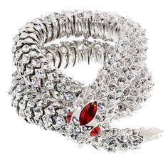 Simon Harrison Snake Bracelet & Necklace @Jewellery4.com