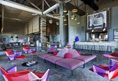 W Retreat & Spa - Vieques Island—Restaurant, via Flickr.