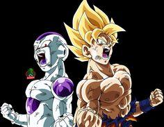 Freezer y Goku