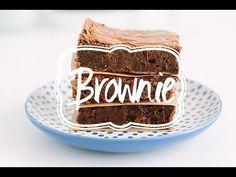 O Melhor Brownie do Mundo - Vai Comer o Quê? Fudge, Brownie Cupcakes, Blondie Brownies, Sweets Cake, Cake Boss, Chocolate Brownies, Brownie Recipes, My Favorite Food, Amazing Cakes