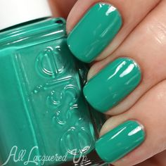 Brand: Essie // Collection: Neons (2015) // Color: Melody Maker // Blog: All Lacquered Up