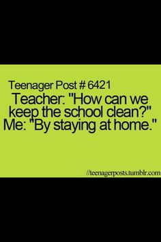 By staying at home