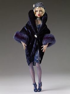 Collecting Fashion Dolls by Terri Gold: Tonner's Deja Vu Collection Now Shipping